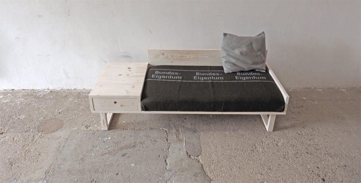 Sofa - Bausofa